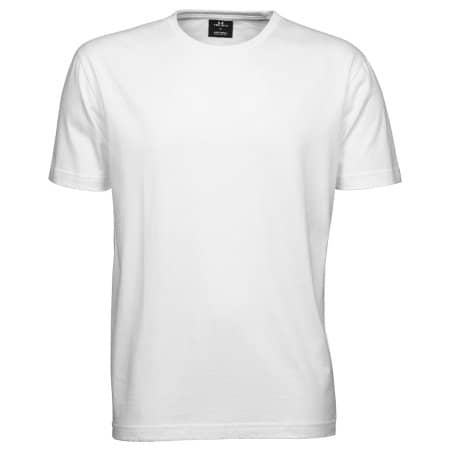 Fashion Sof Tee in White von Tee Jays (Artnum: TJ8005