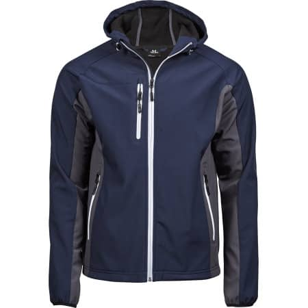 Hooded Lightweight Performance Softshell von Tee Jays (Artnum: TJ9514N