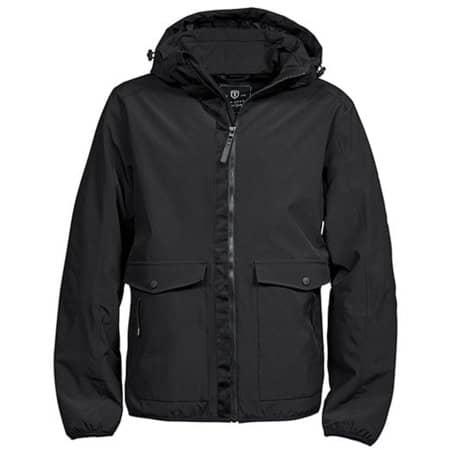 Urban Adventure Jacket in Black von Tee Jays (Artnum: TJ9604