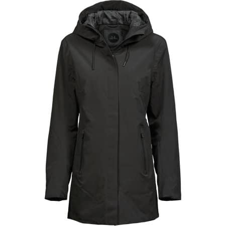 Womens All Weather Parka von Tee Jays (Artnum: TJ9609