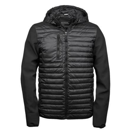 Hooded Crossover Jacket von Tee Jays (Artnum: TJ9628