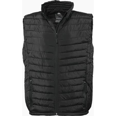 Ladies` Zepelin Vest in Black von Tee Jays (Artnum: TJ9633