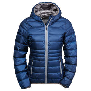 Ladies` Hooded Zepelin Jacket