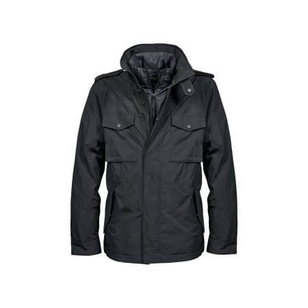 Mens´ Urban City Jacket von Tee Jays (Artnum: TJ9670N