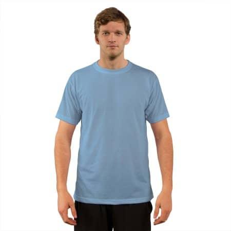 Basic Short Sleeve T-Shirt von Vapor Apparel (Artnum: VA500