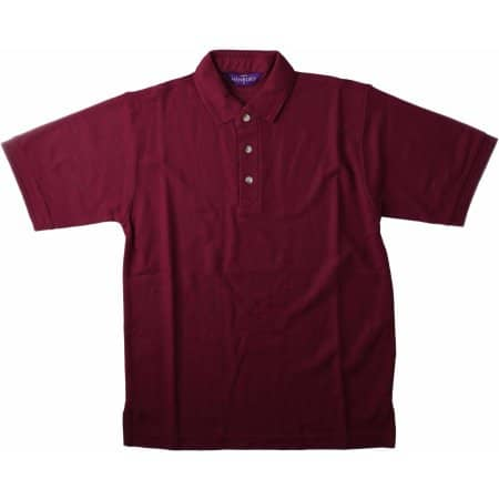 Ultimate 65/35 Piqué Polo Shirt von Henbury (Artnum: W410