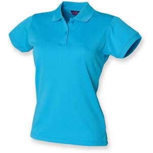 Ladies` Coolplus Wicking Polo Shirt