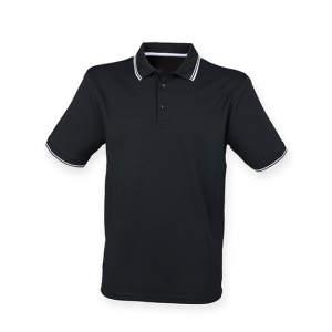 Men's Coolplus® Short Sleeved TippedPolo Shirt