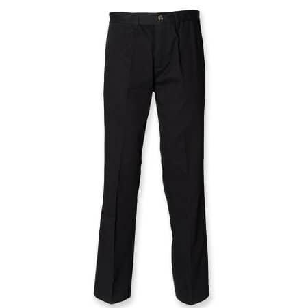Men's 65/35 Chino Trousers von Henbury (Artnum: W640