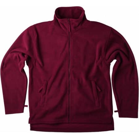 Men`s Microfleece Jacket Antipill von Henbury (Artnum: W850