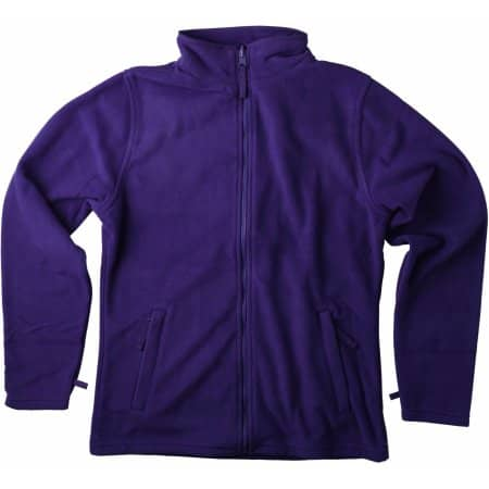 Ladies` Microfleece Jacket W851 von Henbury (Artnum: W851