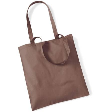 Bag for Life - Long Handles in Chestnut von Westford Mill (Artnum: WM101