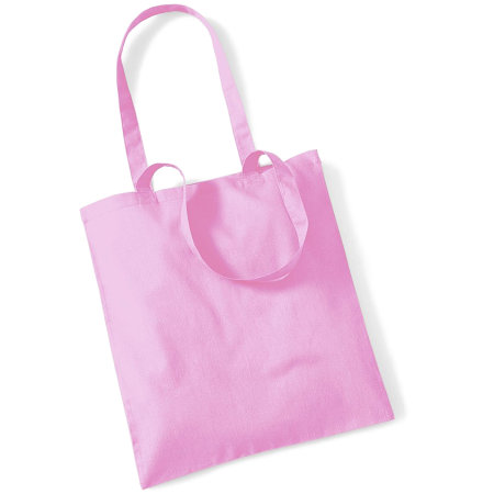 Bag for Life - Long Handles in Classic Pink von Westford Mill (Artnum: WM101
