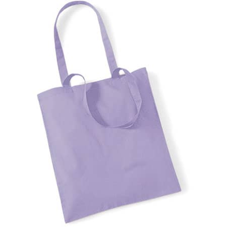 Bag for Life - Long Handles in Lavender von Westford Mill (Artnum: WM101