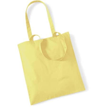 Bag for Life - Long Handles in Lemon von Westford Mill (Artnum: WM101