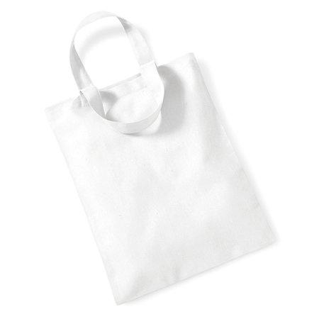 Mini Bag for Life in White von Westford Mill (Artnum: WM104