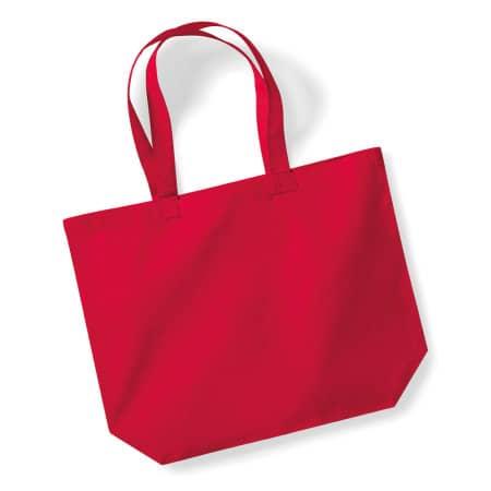 Organic Premium Cotton Maxi Bag von Westford Mill (Artnum: WM265