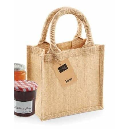 Jute Petite Gift Bag von Westford Mill (Artnum: WM411
