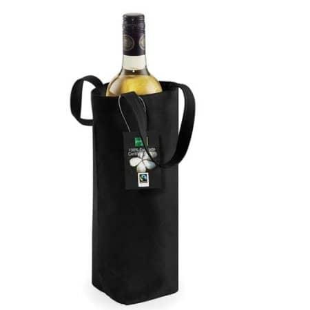 Fairtrade Cotton Bottle Bag von Westford Mill (Artnum: WM620