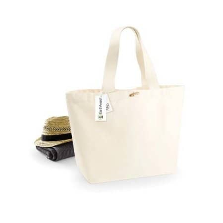 EarthAware™ Organic Marina Bag XL von Westford Mill (Artnum: WM855