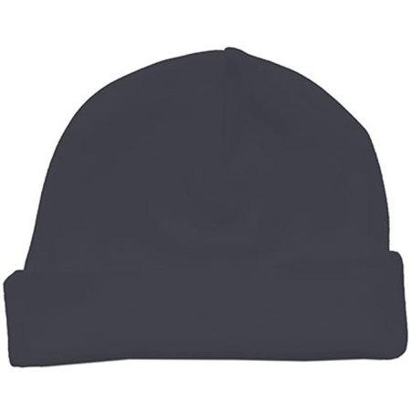 Bio Baby Hat in Black von Link Kids Wear (Artnum: X944