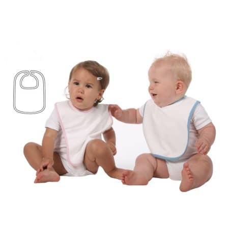 Baby Bib Double Layer von Link Kids Wear (Artnum: X951