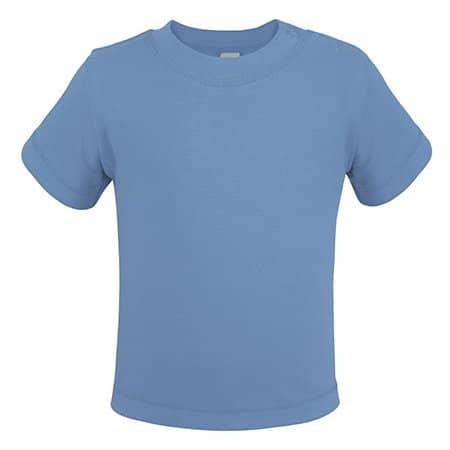 Bio Short Sleeve Baby T-Shirt von Link Kids Wear (Artnum: X954