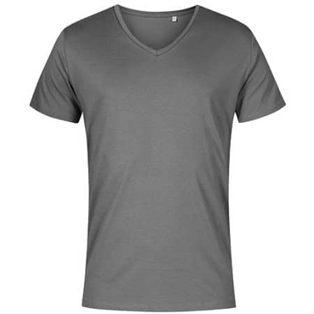 Men´s V-Neck T-Shirt von X.O by Promodoro (Artnum: XO1425