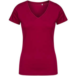 Women´s V-Neck T-Shirt