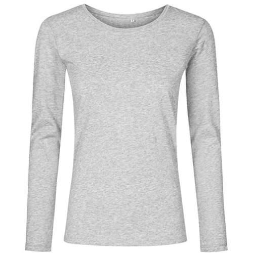 X.O by Promodoro - Women´s Roundneck T-Shirt Longsleeve
