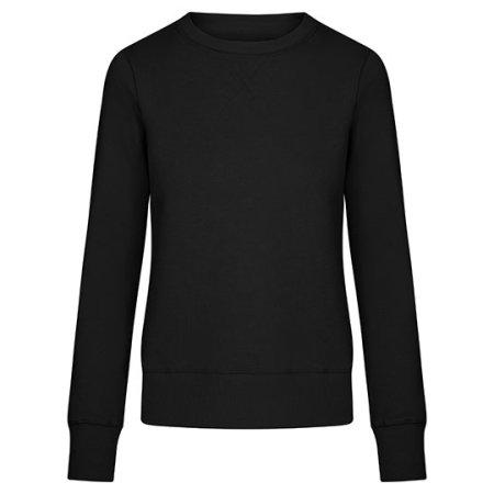 X.O Sweater Women in Black von X.O by Promodoro (Artnum: XO1790