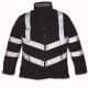 Thumbnail Jacken in : Hi Vis Kensington Jacket (with Fleece Lining) YK706 von YOKO