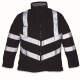Thumbnail Jacken: Hi Vis Kensington Jacket (with Fleece Lining) YK706 von YOKO