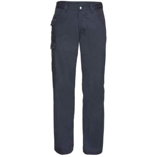 Russell - Workwear-Hose aus Polyester-/Baumwoll-Twill