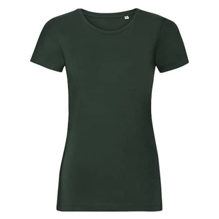 Ladies` Authentic Tee Pure Organic von Russell Pure Organic (Artnum: Z108F