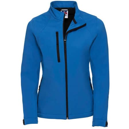 Ladies` Softshell-Jacket von Russell (Artnum: Z140F