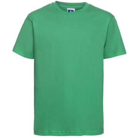 Kids` Slim T-Shirt in Apple von Russell (Artnum: Z155K