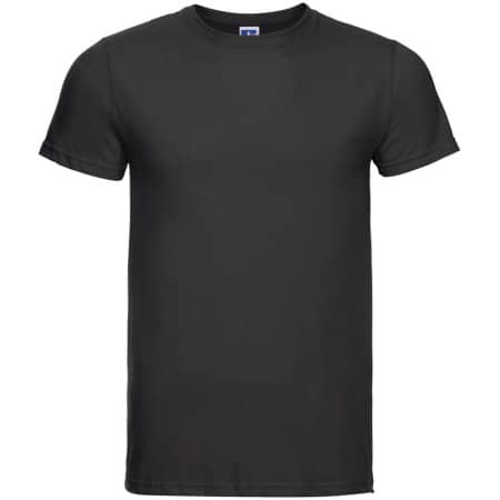Men`s Slim T in Black von Russell (Artnum: Z155M