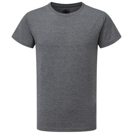 HD T-Shirt für Jungen in Grey Marl von Russell (Artnum: Z165K