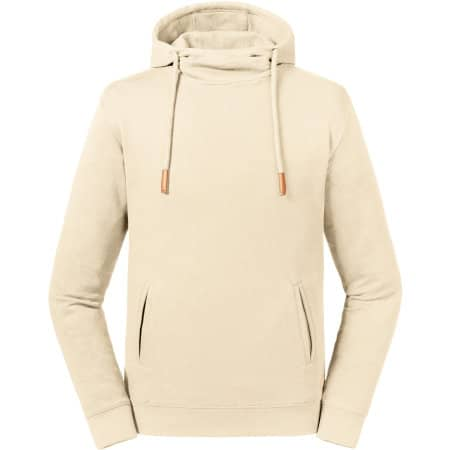Pure Organic High Collor Hooded Sweat von Russell Pure Organic (Artnum: Z209M