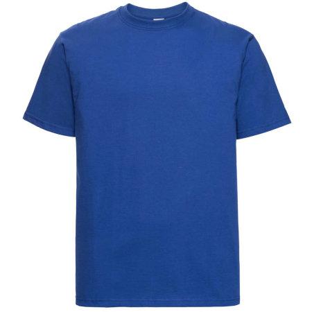 Classic Heavyweight T-Shirt in Bright Royal von Russell (Artnum: Z215