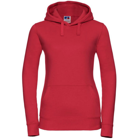 Ladies` Authentic Hood in Classic Red von Russell (Artnum: Z265F