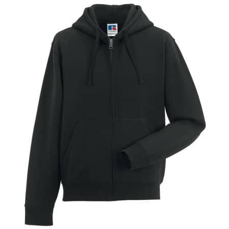 Authentic Zipped Hood in Black von Russell (Artnum: Z266