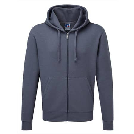 Authentic Zipped Hood in Convoy Grey (Solid) von Russell (Artnum: Z266