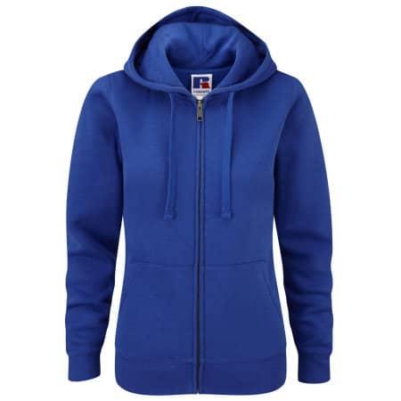 Ladies` Authentic Zipped Hood von Russell (Artnum: Z266F