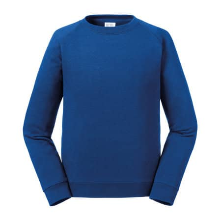 Kids Authentic Raglan Sweat von Russell (Artnum: Z271K