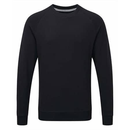 Men`s HD Raglan Sweat von Russell (Artnum: Z280M