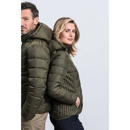 Ladies´ Hooded Nano Jacket von Russell (Artnum: Z440F