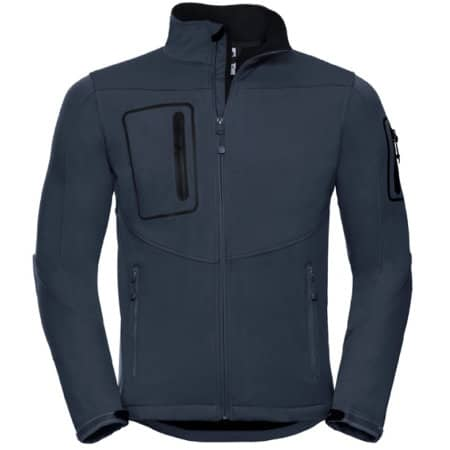 Sports Shell 5000 Jacket von Russell (Artnum: Z520