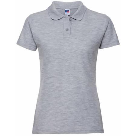Ladies` Poloshirt 65/35 von Russell (Artnum: Z539F